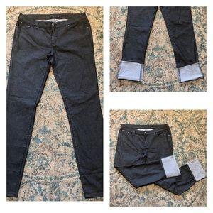 prAna Kara narrow leg stretch jeans with cuff